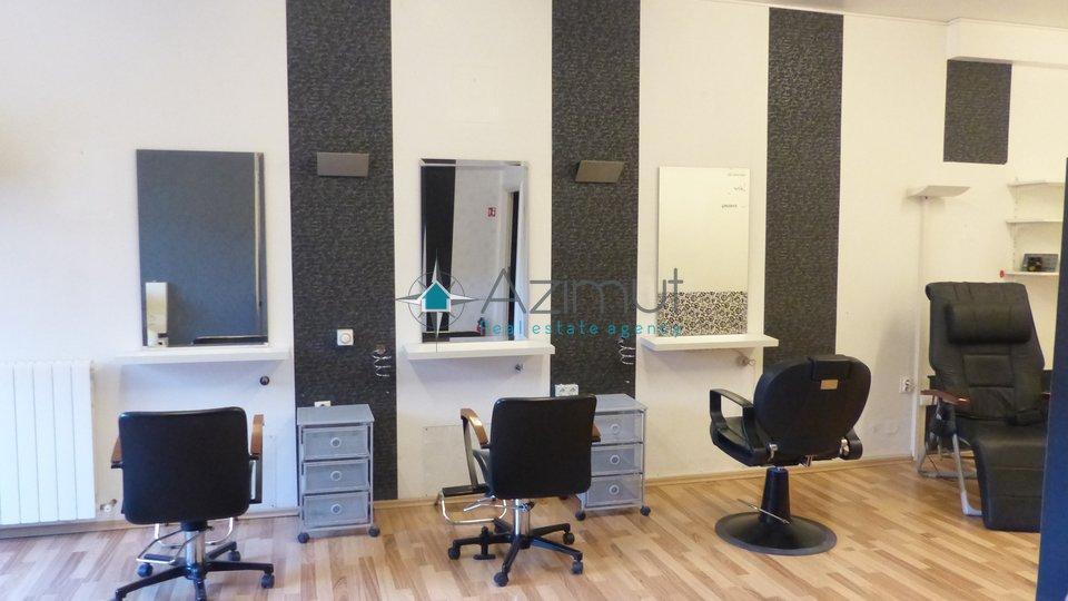 Geschäftsraum, 55 m2, Vermietung, Rijeka - Zamet