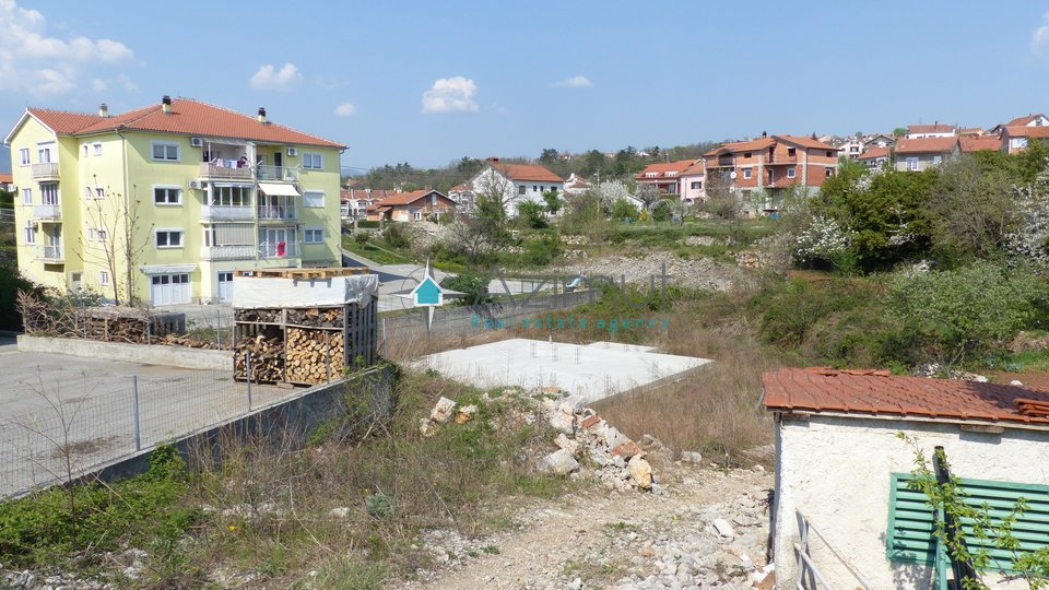 Land, 1035 m2, For Sale, Rijeka - Srdoči