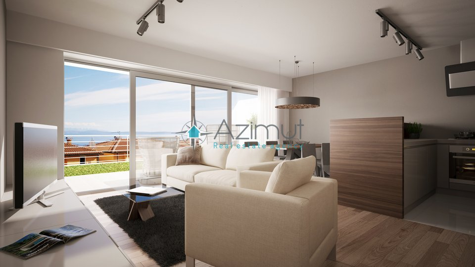 Wohnung, 84 m2, Verkauf, Opatija