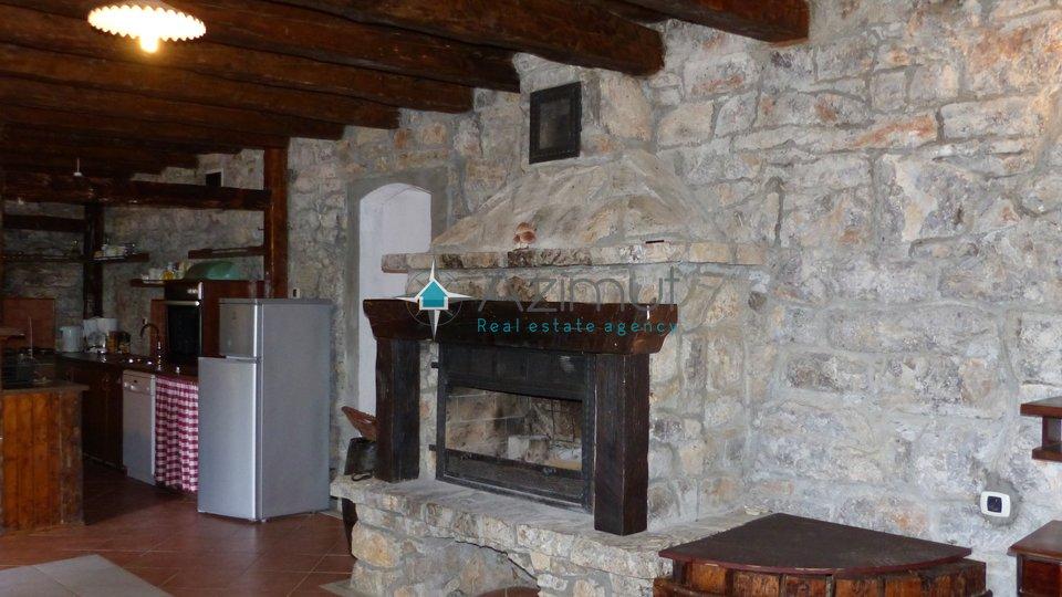 Matulji, Veli Brgud, samostojeća kuća za odmor, 300m2