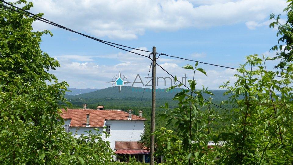 MATULJI, VELI BRGUD, GRAĐEVINSKO ZEMLJIŠTE, 813 M2