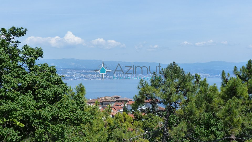 Land, 3700 m2, For Sale, Opatija - Veprinac