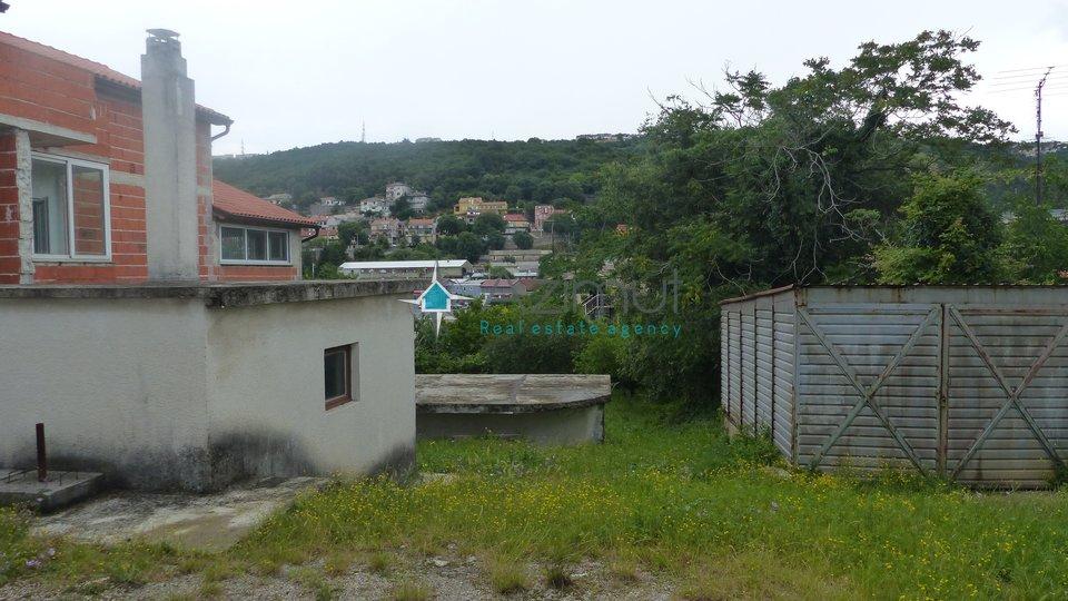 Rijeka, Banderovo, kuća, 6 stanova, 618 m2, visoki roh bau