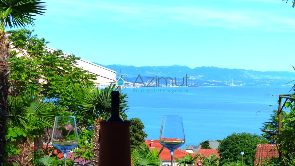 House, 295 m2, For Sale, Opatija