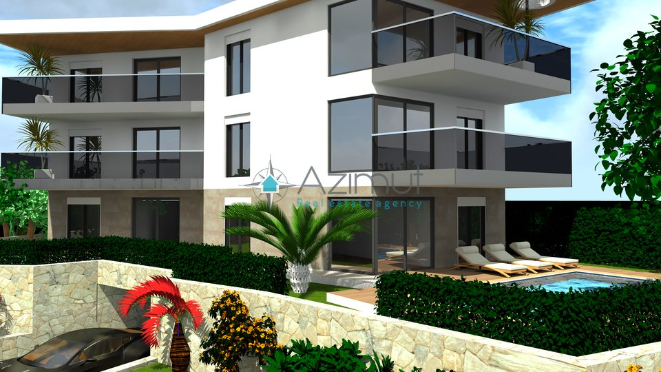Apartment, 60 m2, For Sale, Mošćenička Draga