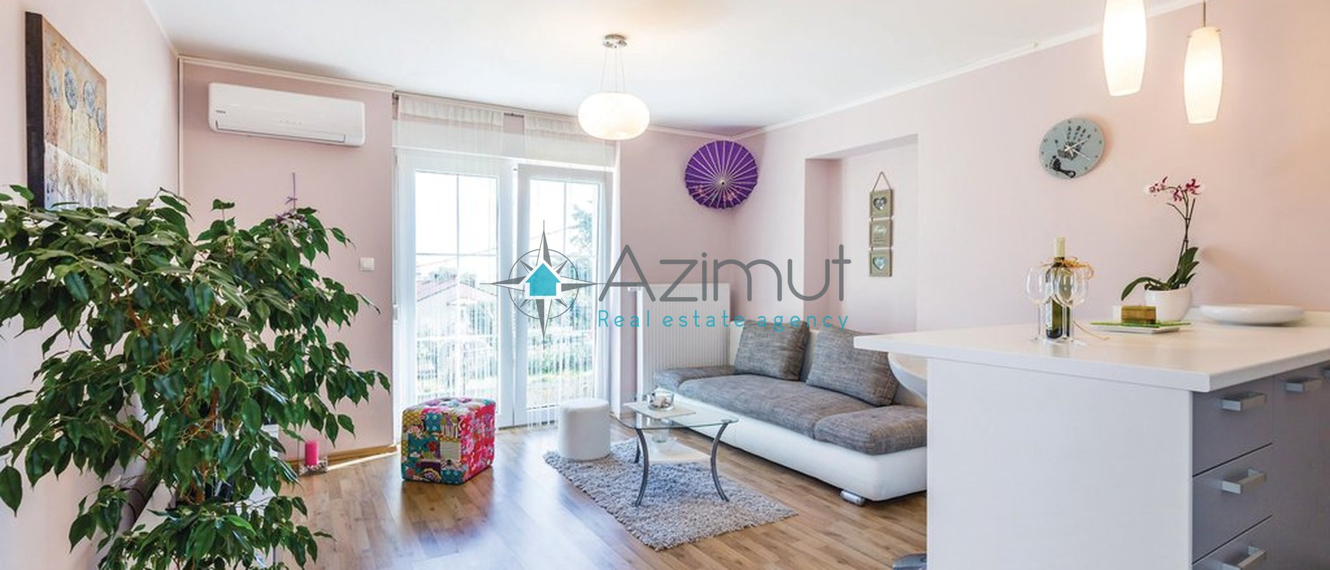 Apartment, 42 m2, For Sale, Matulji