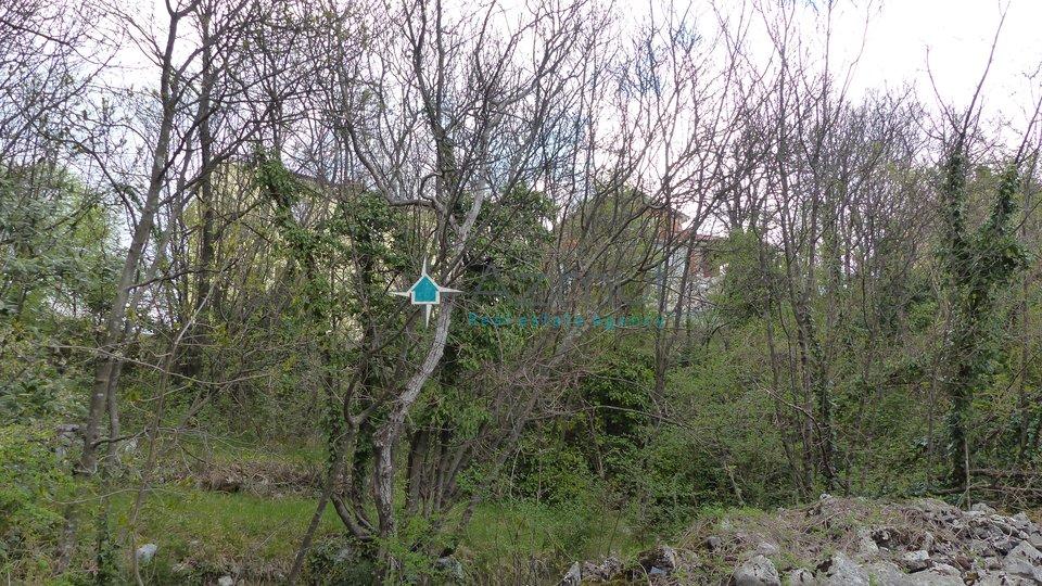 Land, 1071 m2, For Sale, Rijeka - Srdoči