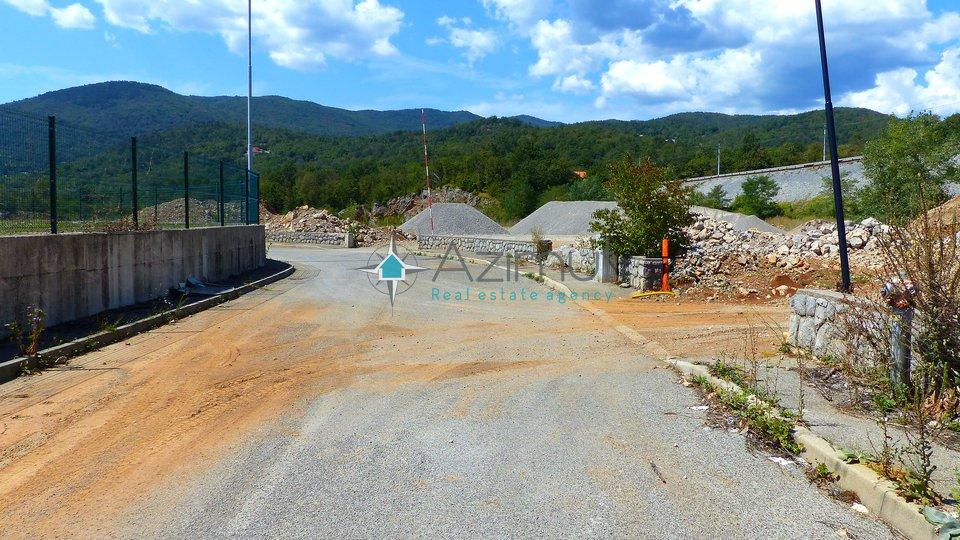 Matulji, građevinsko zemljište, 6296 m2, RADNA ZONA