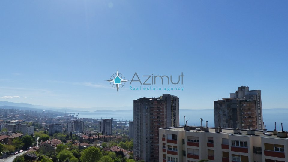 Apartment, 56 m2, For Sale, Rijeka - Podmurvice