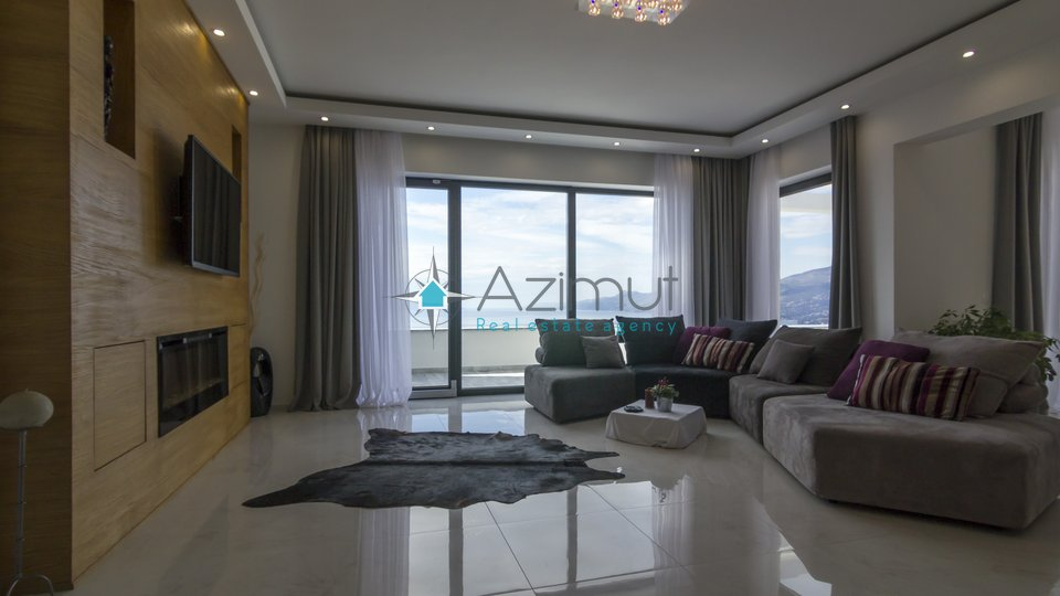 Martinkovac, luksuzna villa, 400 m2, s bazenom i panoramskim pogledom