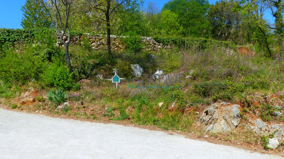 Land, 1200 m2, For Sale, Opatija - Poljane