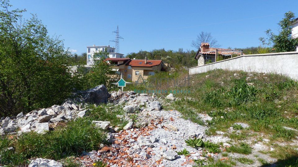 Land, 1053 m2, For Sale, Rijeka - Zamet