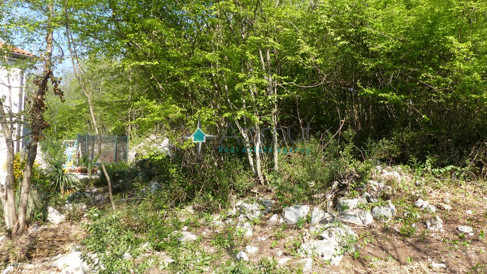 Kastav, Spinčići, građevinsko zemljište, 1400 m2