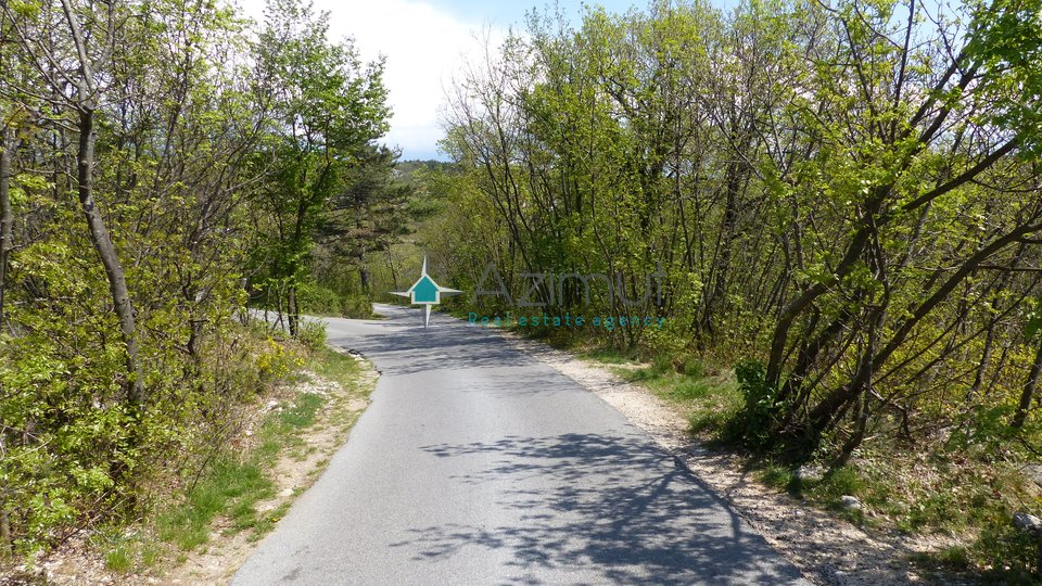 Land, 1000 m2, For Sale, Rijeka - Gornja Drenova