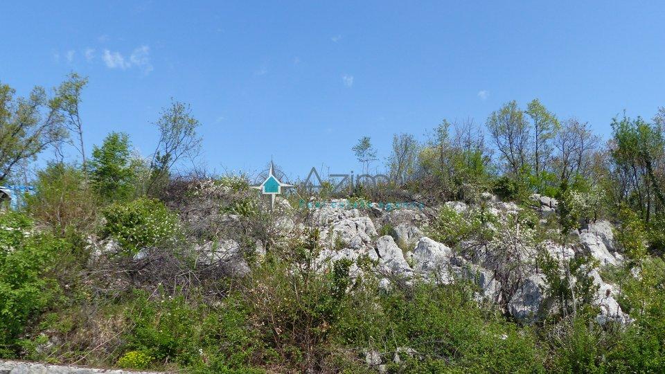 Land, 1585 m2, For Sale, Kastav - Rešetari