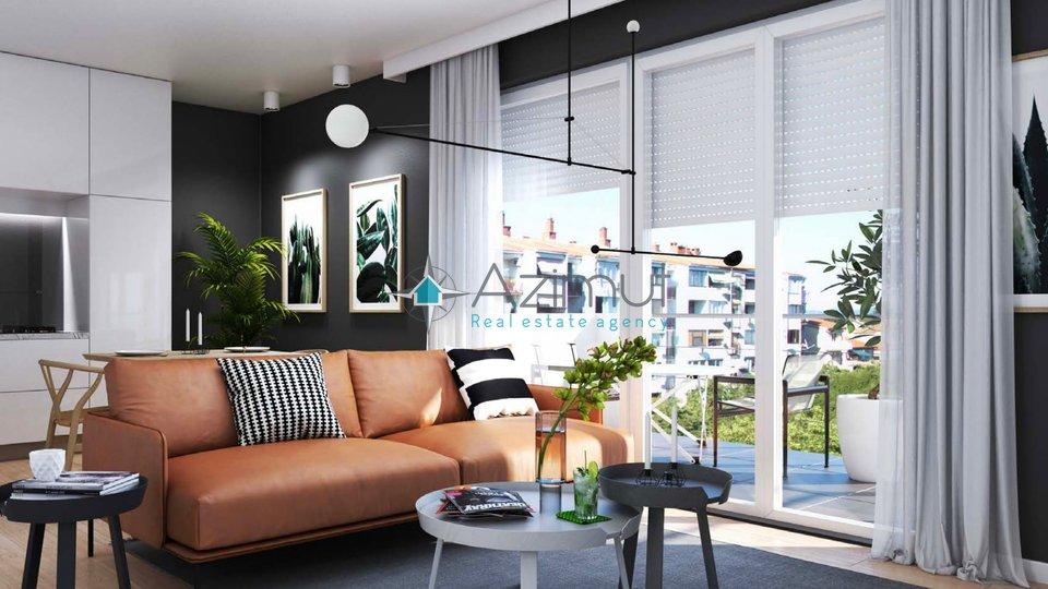 Wohnung, 66 m2, Verkauf, Rijeka - Srdoči