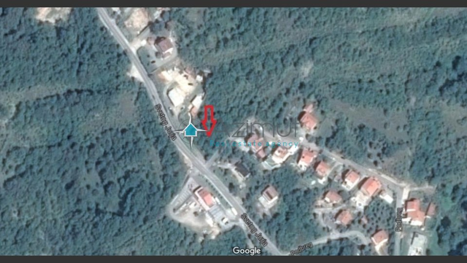 Land, 8500 m2, For Sale, Rijeka - Gornja Drenova