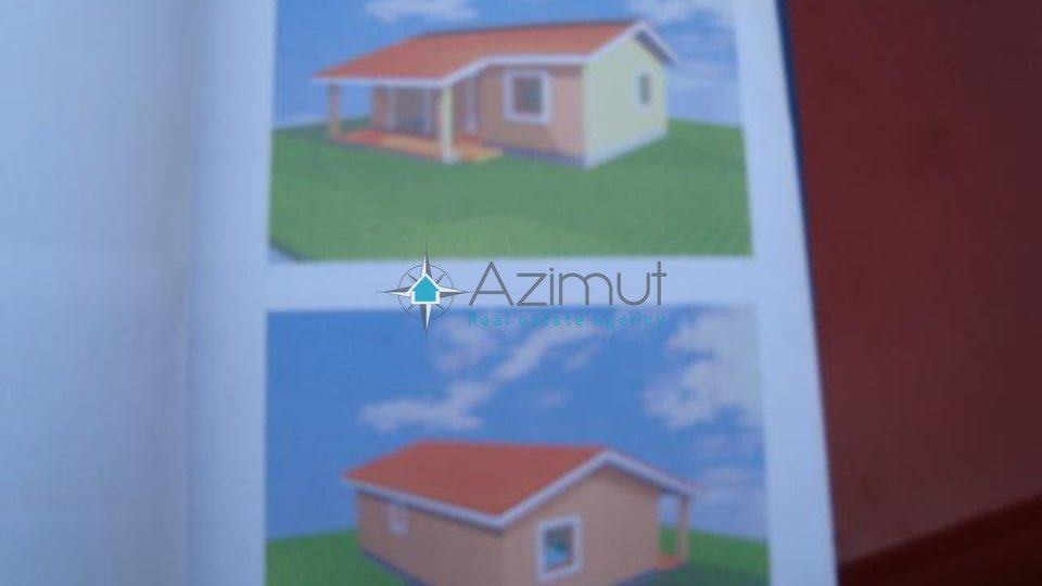 Land, 600 m2, For Sale, Dražice