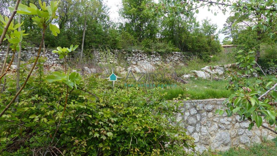 Land, 1000 m2, For Sale, Opatija - Pobri