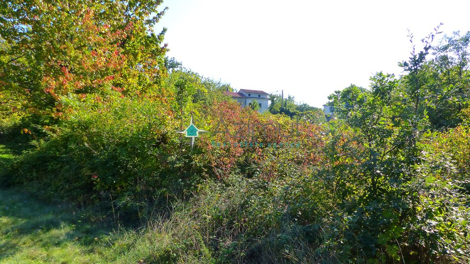 Mošćenička Draga, Mošćenice, gr.teren 1539 M2