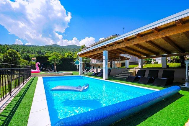 POBRI, OPATIJA - Вилла с бассейном, 322 m2