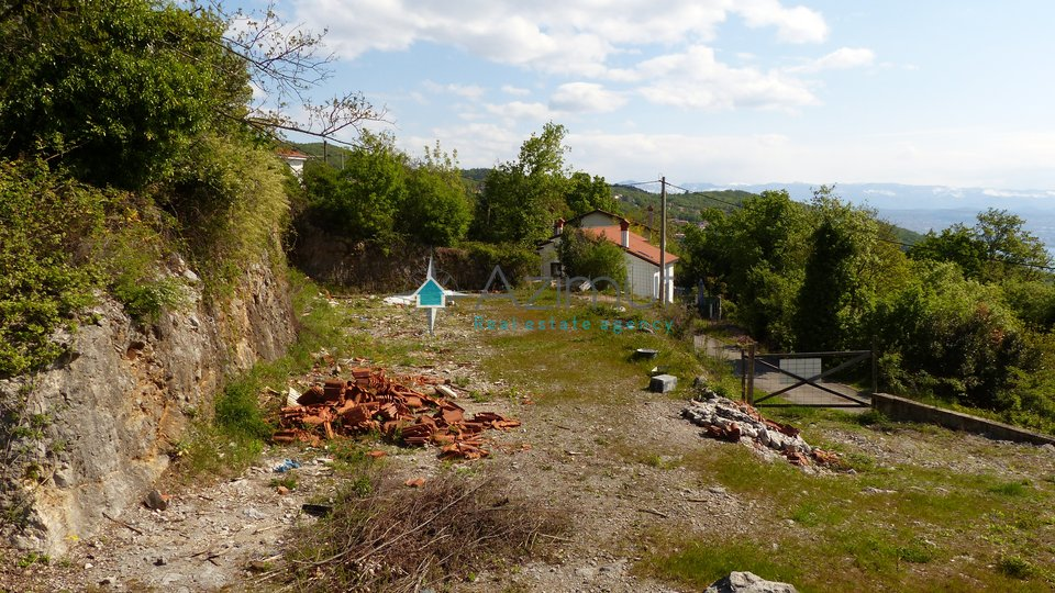 Land, 1277 m2, For Sale, Opatija - Poljane