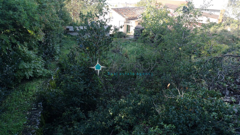 Land, 860 m2, For Sale, Rijeka - Zamet