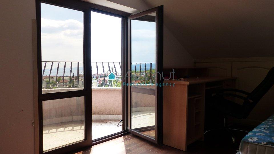 Srdoči, kuća, 600 m2 + okućnica, pogled na more