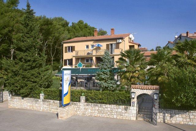 Istra, Poreč, Restoran na atraktivnoj lokaciji