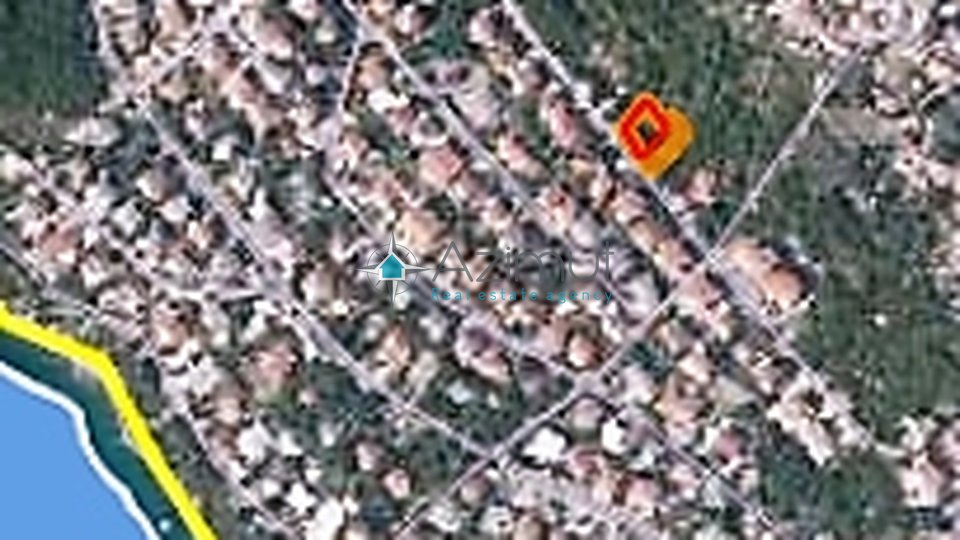 Land, 603 m2, For Sale, Dramalj