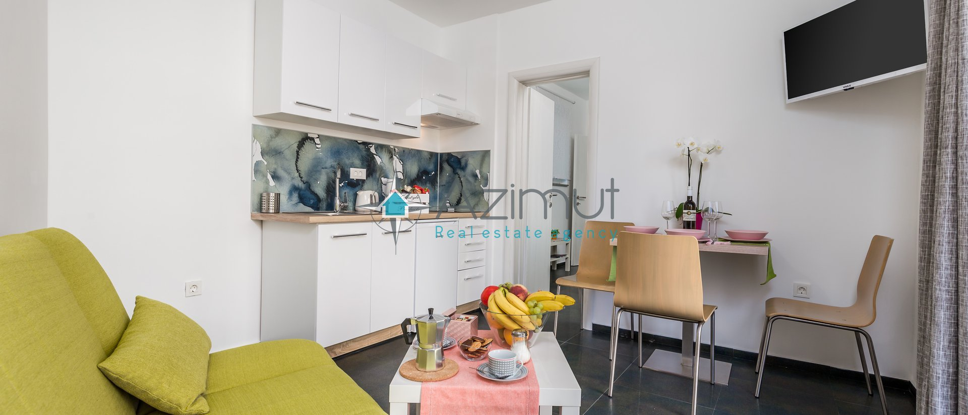 Apartment, 30 m2, For Sale, Opatija