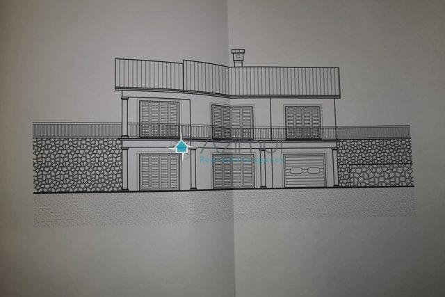 Veliki Brgud, građevinsko zemljište za izgradnju stambene kuće