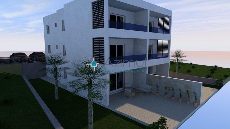 Crikvenica, stan 82,51 m2 na prodaju, novogradnja, otvoren pogled na more