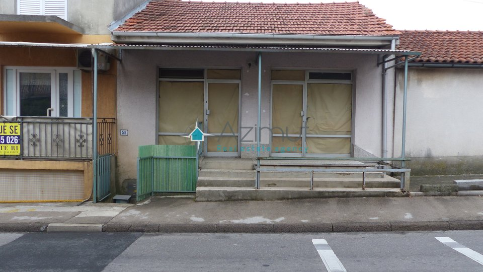 Commercial Property, 50 m2, For Sale, Rijeka - Pehlin