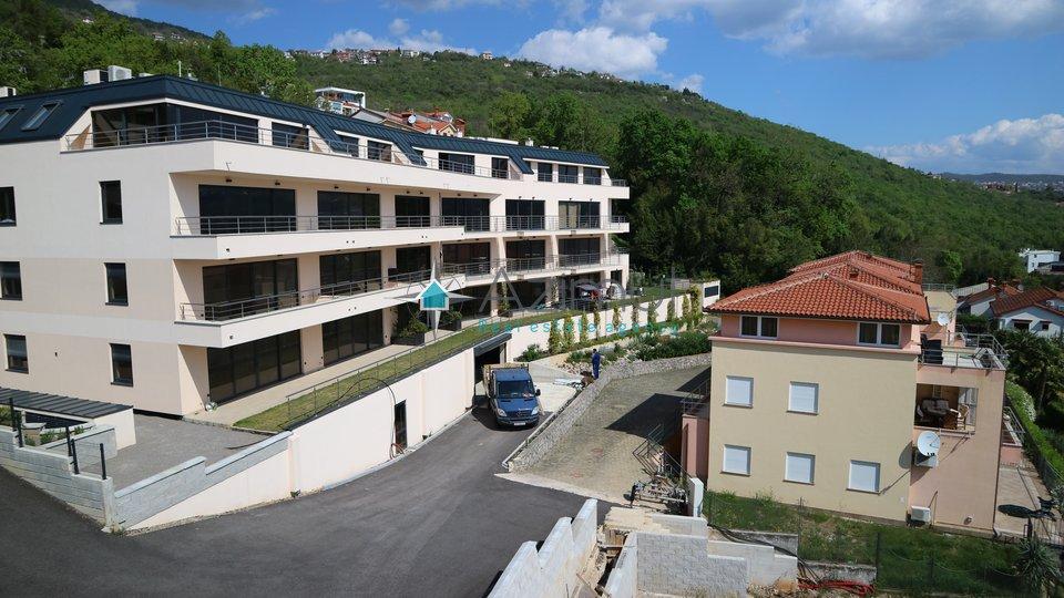Opatija, stan, 3s + db, 126 m2, novogradnja