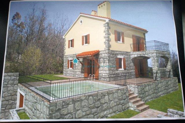 Land, 1115 m2, For Sale, Mošćenička Draga - Mošćenice