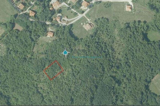 Zemljišče, 1500 m2, Prodaja, Pazin