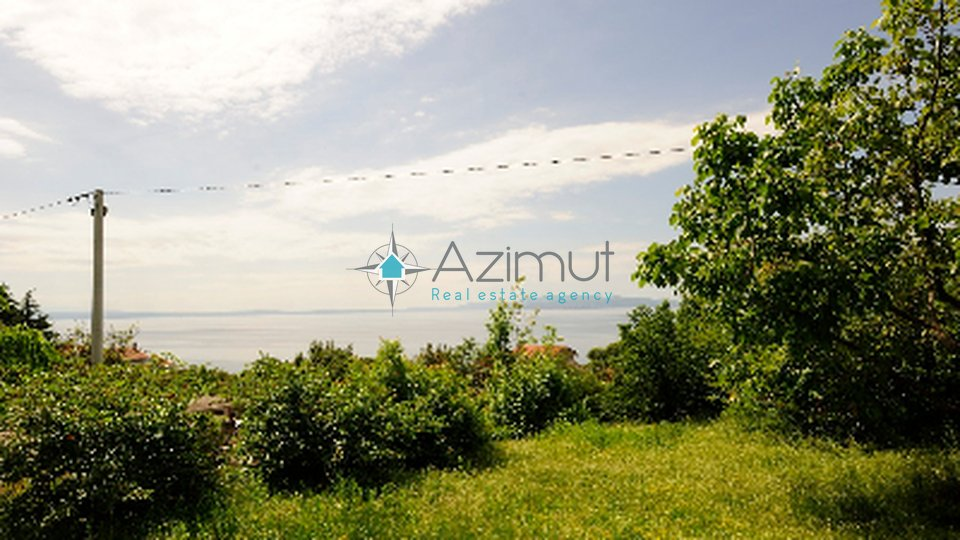 Land, 994 m2, For Sale, Rijeka - Kantrida
