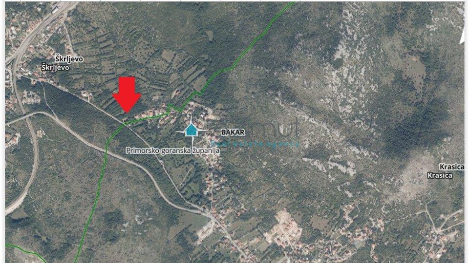 Grundstück, 965 m2, Verkauf, Škrljevo