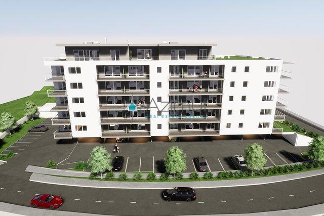 Apartment, 90 m2, For Sale, Rijeka - Srdoči