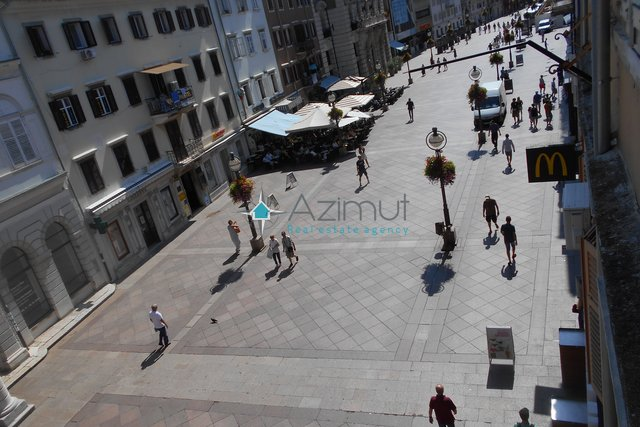 Commercial Property, 80 m2, For Rent, Rijeka - Centar