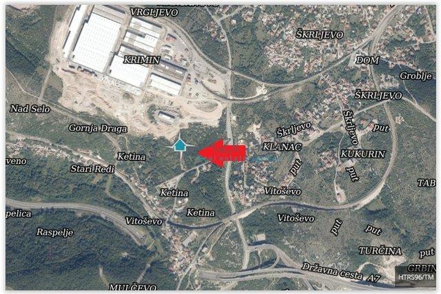 Land, 1199 m2, For Sale, Kukuljanovo