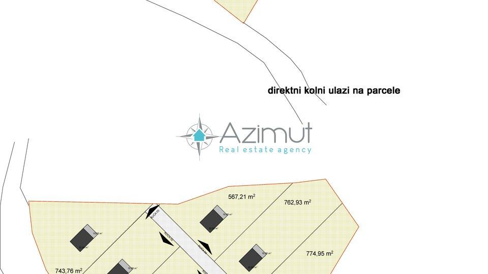 Grundstück, 5520 m2, Verkauf, Vrbovsko