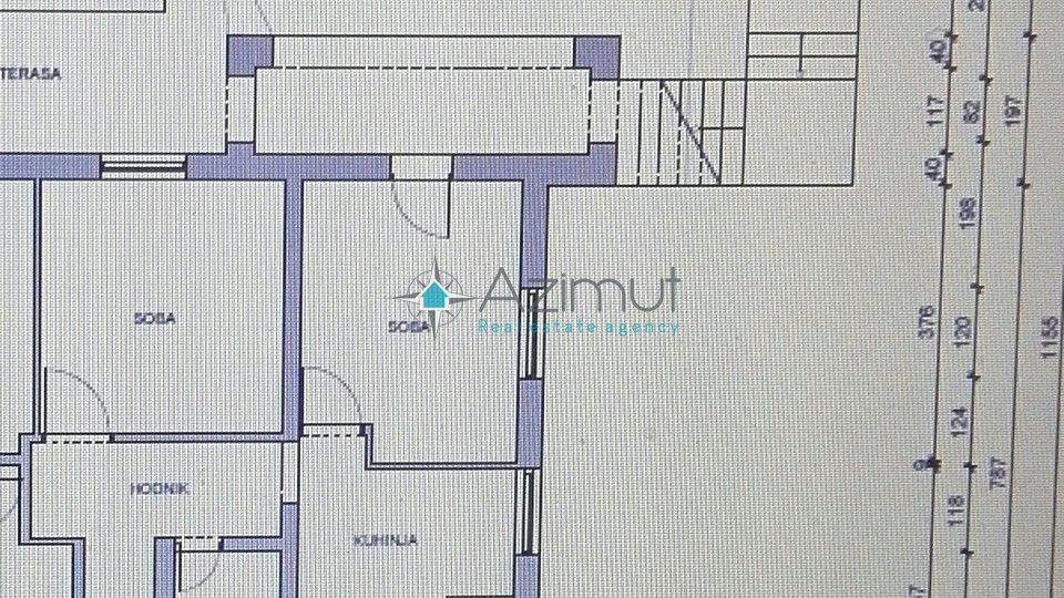 IKA - 1SB+DB stan površine 35 m2