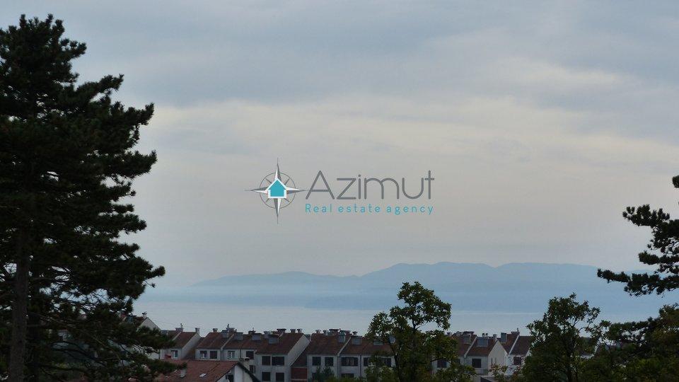 Kastav - Građevinsko zemljište površine 1782 m2