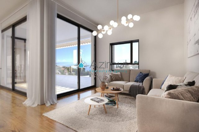 Apartment, 62 m2, For Sale, Opatija