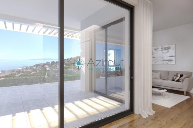 Apartment, 115 m2, For Sale, Opatija