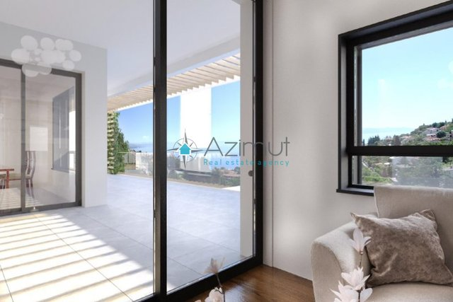 Apartment, 125 m2, For Sale, Opatija