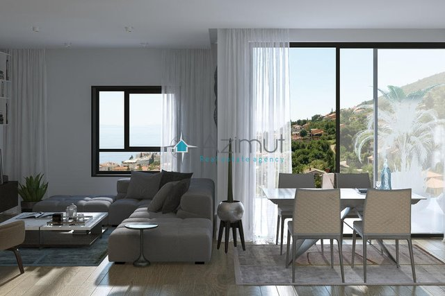 Apartment, 118 m2, For Sale, Opatija