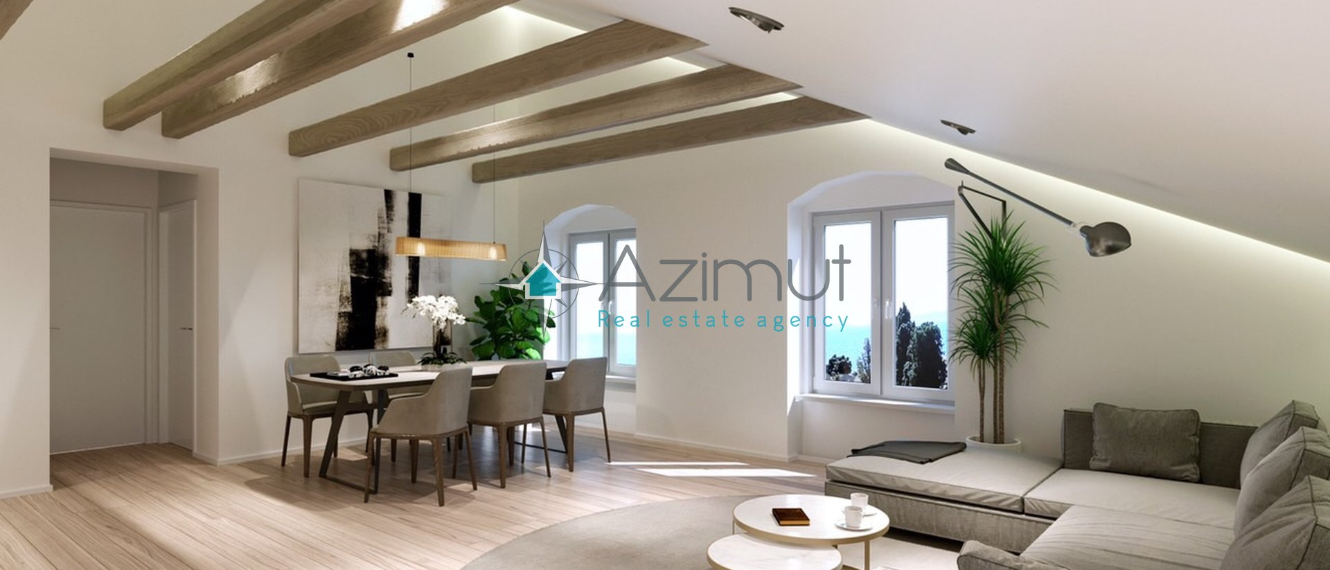 Apartment, 70 m2, For Sale, Opatija